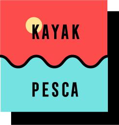 Kayaks hinchables de pesca